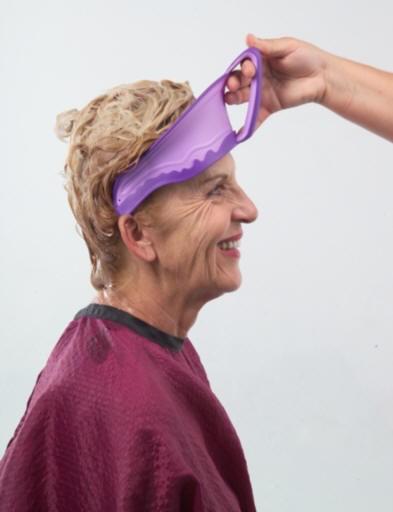 Lil Rinser Shampoo Shield Hair Washing Aid Shampoo Rinse